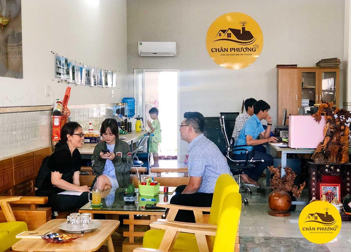 Khách hàng xây nhà Vĩnh Long